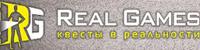 Логотип RealGames